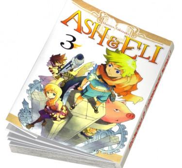 Ash & Eli Ash & Eli T03