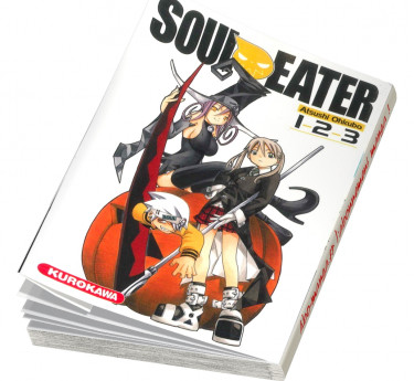 Soul eater - Edition double Soul eater - Edition double T01
