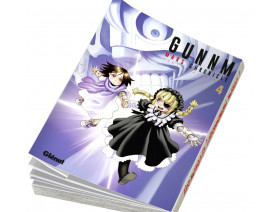 Gunnm - Mars Chronicle