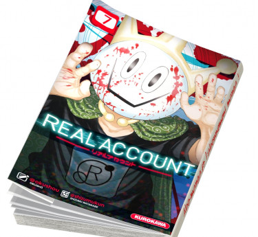 Real Account Real Account T07
