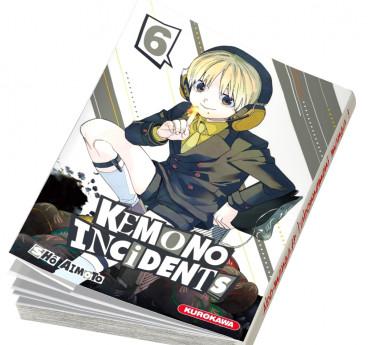 Kemono Incidents Kemono Incidents T06
