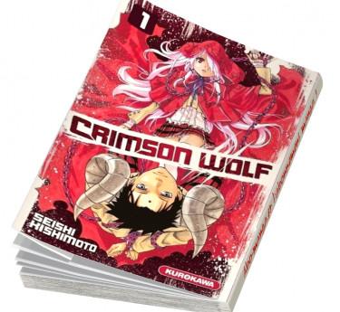 Crimson Wolf Crimson Wolf T01
