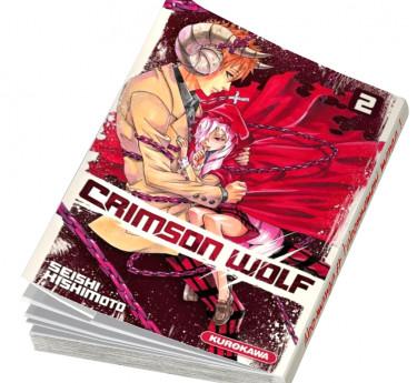 Crimson Wolf Crimson Wolf T02