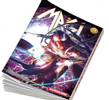 Magi - The Labyrinth of Magic Magi - The Labyrinth of Magic T21