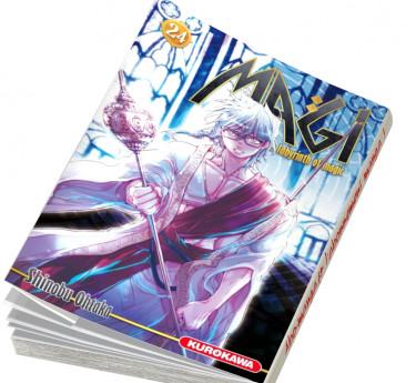 Magi - The Labyrinth of Magic Magi - The Labyrinth of Magic T24
