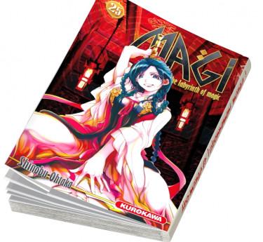 Magi - The Labyrinth of Magic Magi - The Labyrinth of Magic T25
