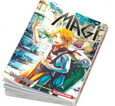 Magi - The Labyrinth of Magic Magi - The Labyrinth of Magic T30