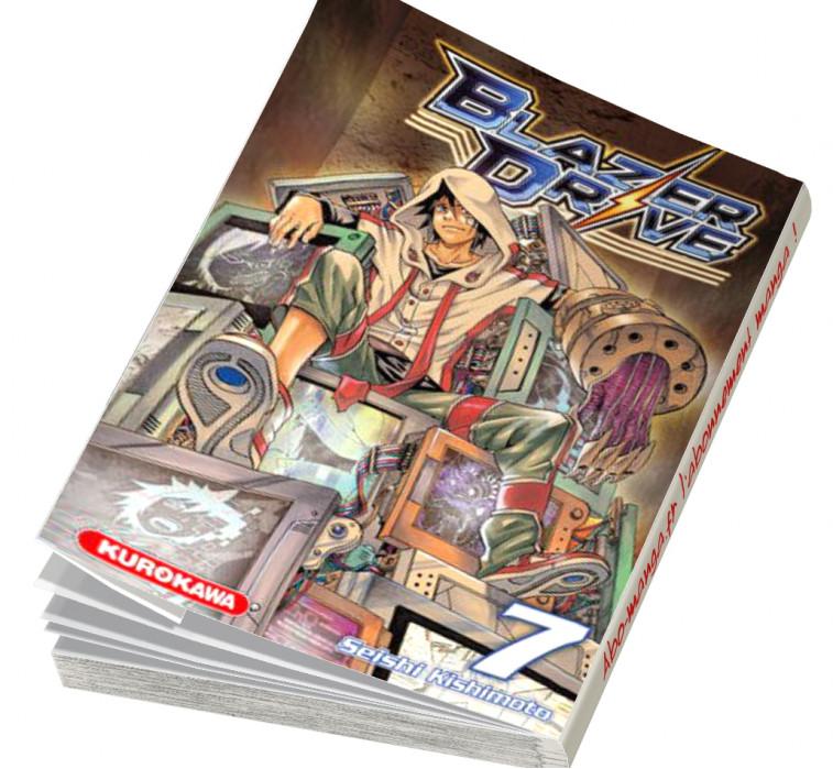 Abonnement Blazer Drive tome 7