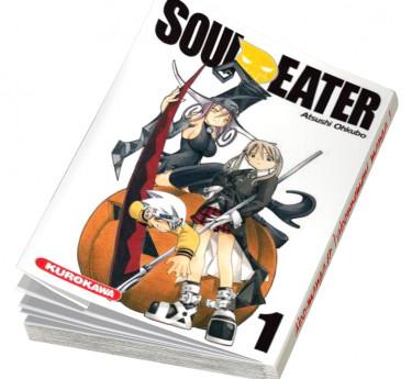 Soul eater Soul Eater T01