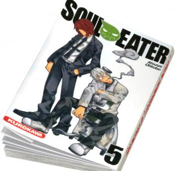 Soul eater Soul Eater T05