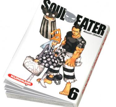 Soul eater Soul Eater T06