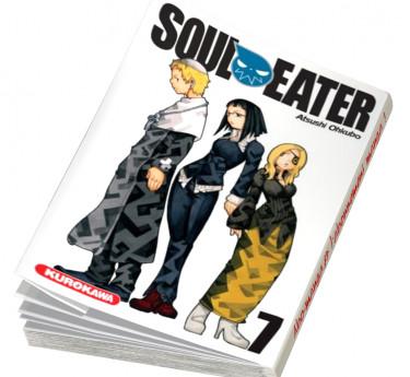 Soul eater Soul Eater T07