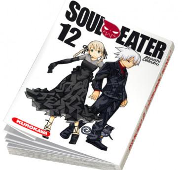 Soul eater Soul Eater T12