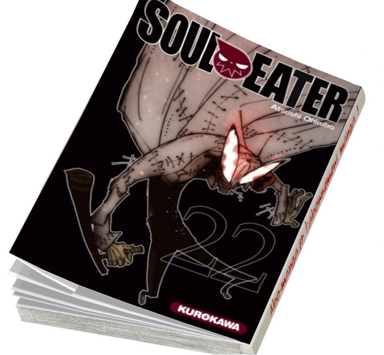 Soul Eater T22