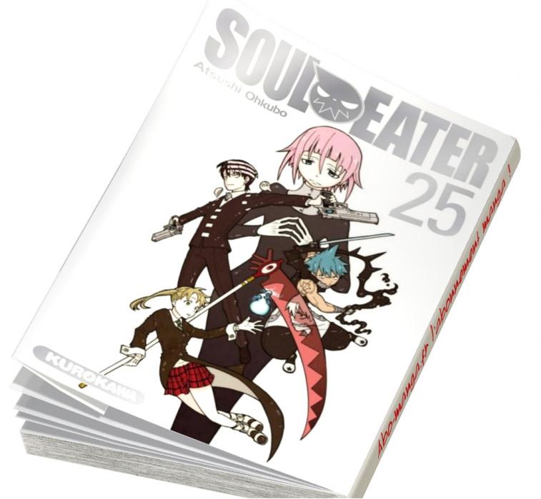 Soul Eater T25
