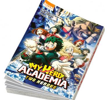 My Hero Academia Two heroes My Hero Academia Two heroes