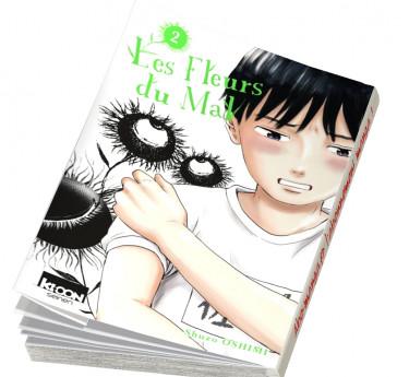 Les Fleurs du Mal (Oshimi Shuzo) T02