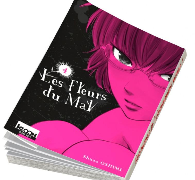 Les Fleurs du Mal (Oshimi Shuzo) T04