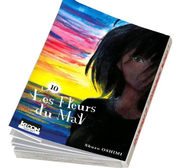 Abonnement Les Fleurs du Mal (Oshimi Shuzo) tome 10