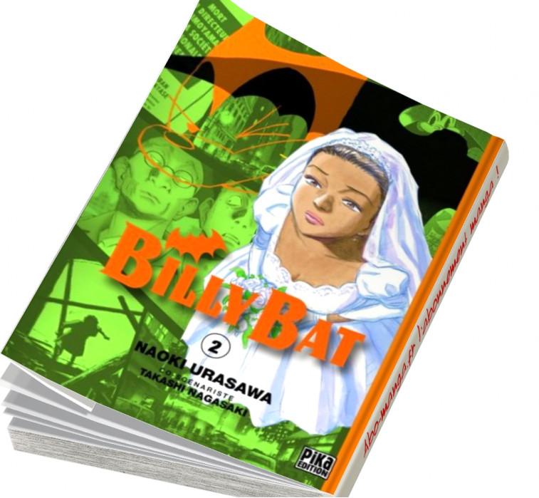 Abonnement Billy Bat tome 2
