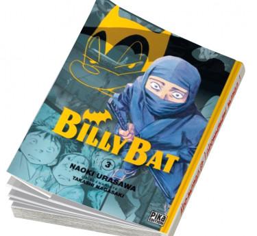 Billy Bat Billy Bat T03
