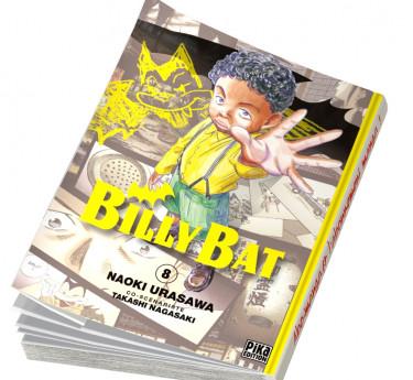 Billy Bat Billy Bat T08