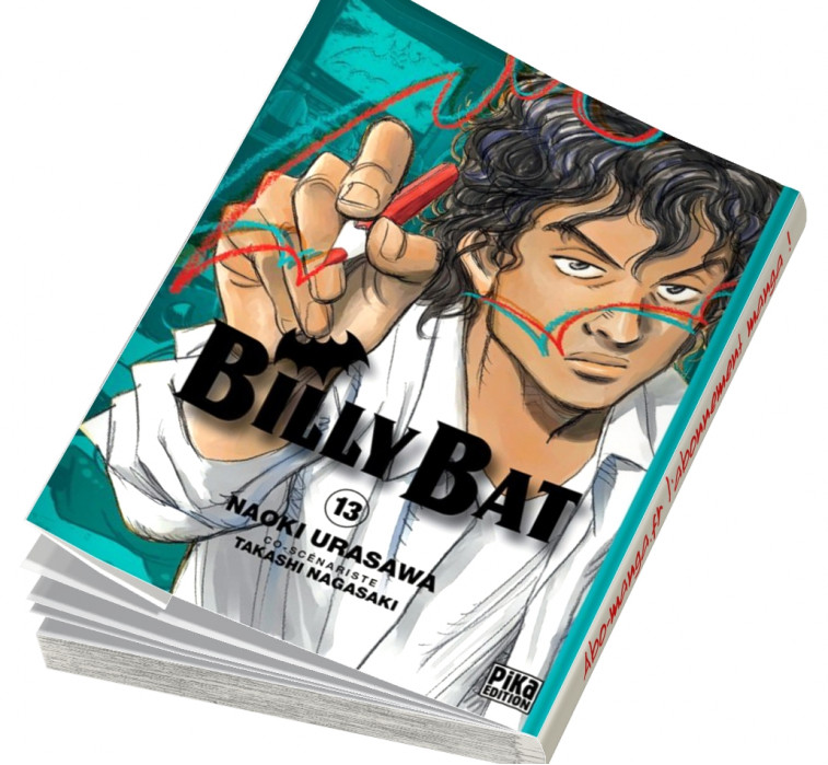Abonnement Billy Bat tome 13