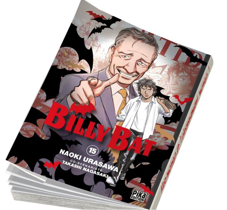 Abonnement Billy Bat tome 15