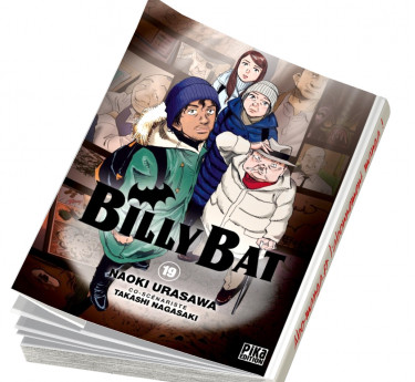 Billy Bat Billy Bat T19