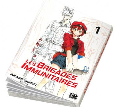 Les Brigades Immunitaires Les Brigades Immunitaires T01