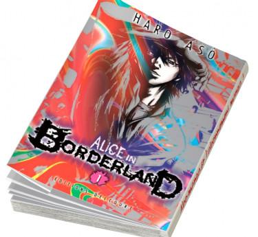 Alice in Borderland Alice in Borderland T01