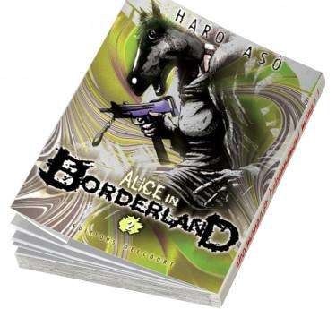 Alice in Borderland Alice in Borderland T02