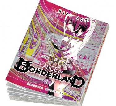 Alice in Borderland T04