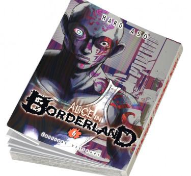 Alice in Borderland Alice in Borderland T06