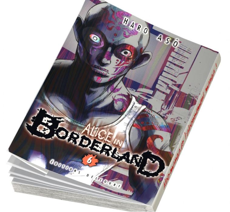 Abonnement Alice in Borderland tome 6
