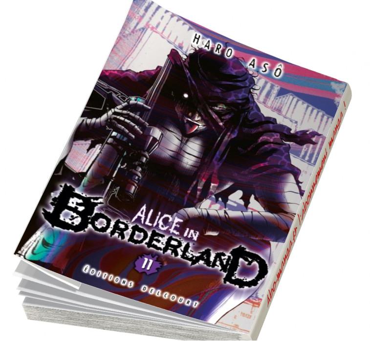 Abonnement Alice in Borderland tome 11