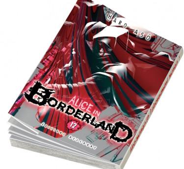 Alice in Borderland Alice in Borderland T12