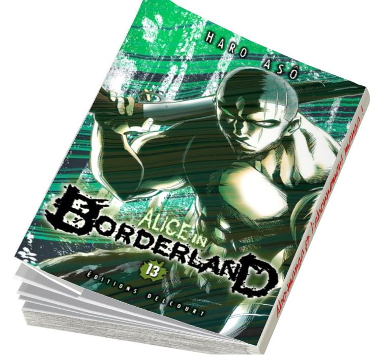 Abonnement Alice in Borderland tome 13