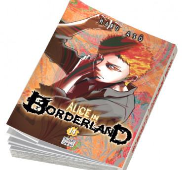 Alice in Borderland Alice in Borderland T14