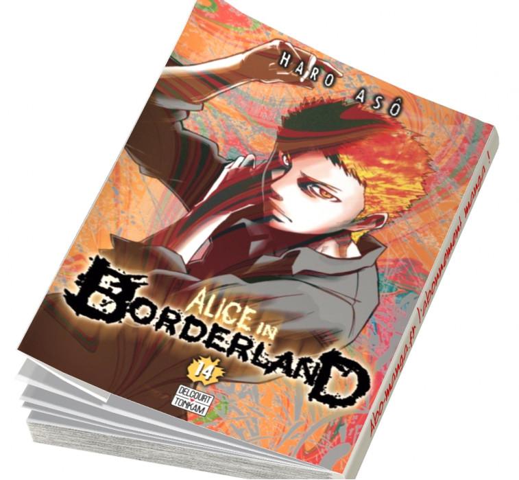 Abonnement Alice in Borderland tome 14