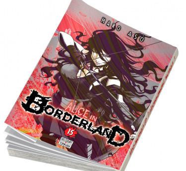 Alice in Borderland Alice in Borderland T15