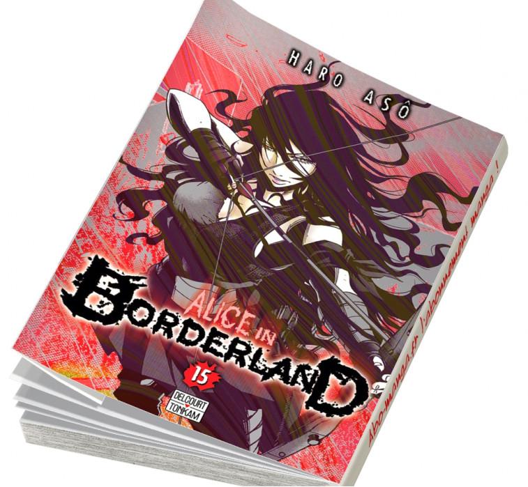 Abonnement Alice in Borderland tome 15