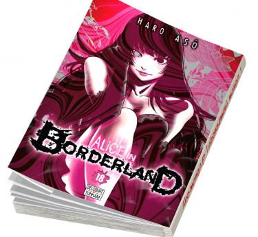 Alice in Borderland Alice in Borderland T18