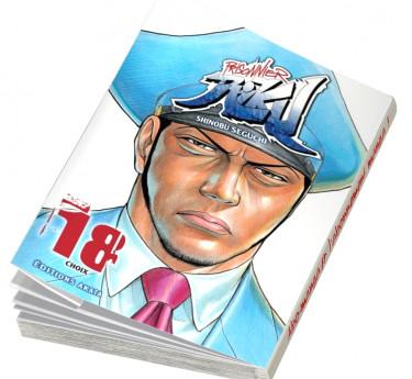 Prisonnier Riku Prisonnier Riku T18