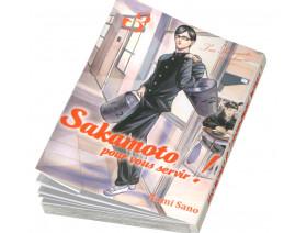 Sakamoto, pour vous servir !