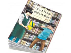 Le Maître des livres