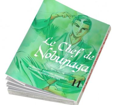 Le Chef de Nobunaga Le Chef de Nobunaga T11