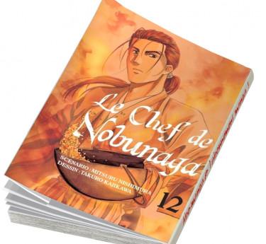 Le Chef de Nobunaga Le Chef de Nobunaga T12