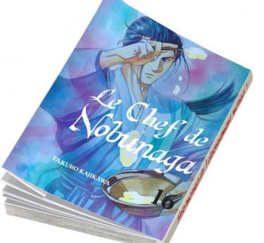 Le Chef de Nobunaga Le Chef de Nobunaga T16