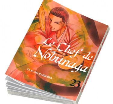 Le Chef de Nobunaga Le Chef de Nobunaga T23